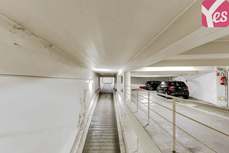 Parking Tonkin Sud - Villeurbanne location