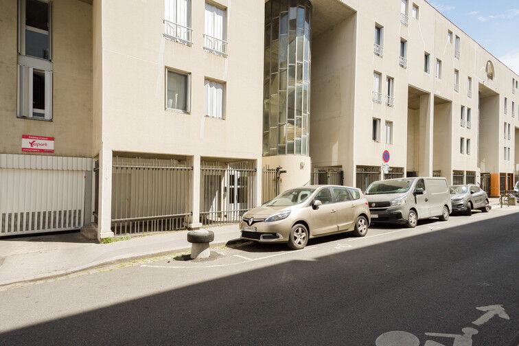 Parking Gratte ciel - Villeurbanne 11 Rue Clément Michut