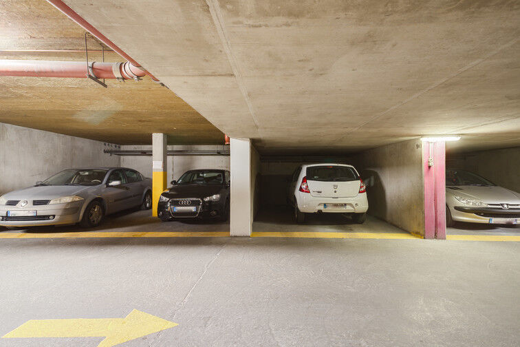 Parking Gratte ciel - Villeurbanne en location