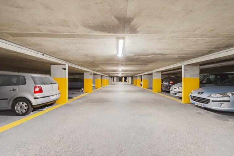 Parking Gratte ciel - Villeurbanne sécurisé