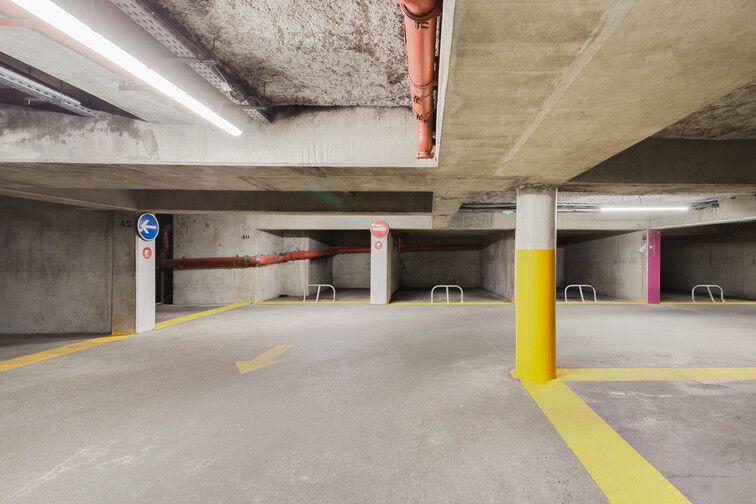 Parking Gratte ciel - Villeurbanne gardien