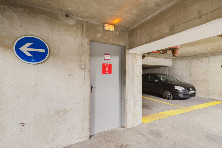 Parking Gratte ciel - Villeurbanne garage