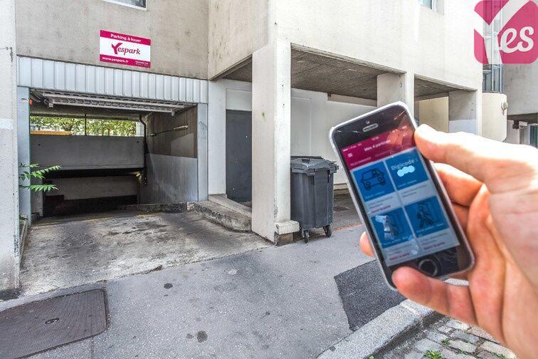 location parking garage gratte ciel villeurbanne rue cl ment michut villeurbanne yespark