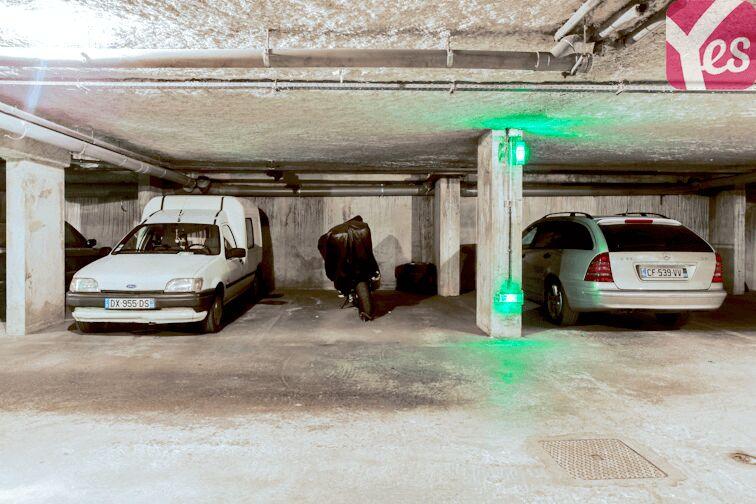 Parking Les Poulettes - Villeurbanne pas cher