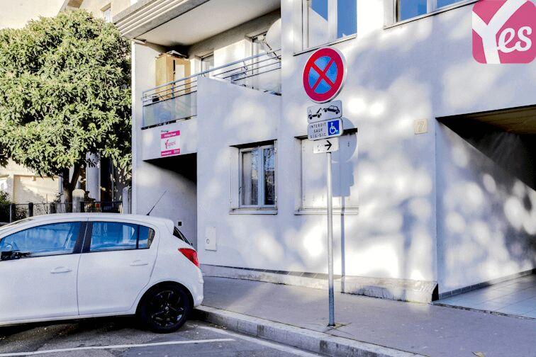 Parking Les Poulettes - Villeurbanne 24/24 7/7