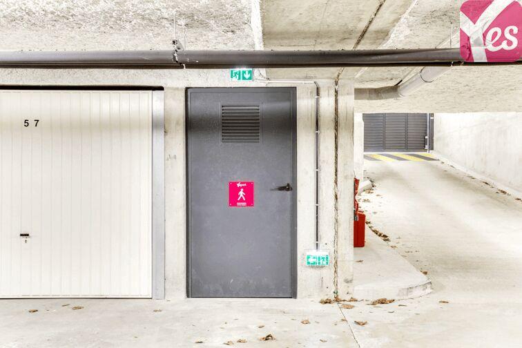 Parking Mairie de Vaulx-en-Velin sécurisé