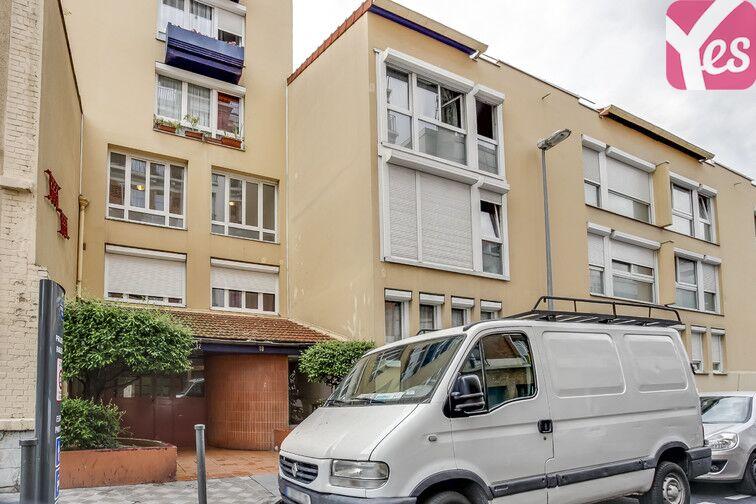 Parking Ernest Renan - Saint-Ouen en location