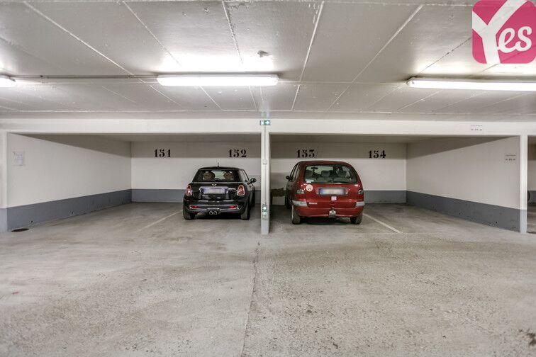 Parking Ernest Renan - Saint-Ouen 11 rue Alexandre Bachelet