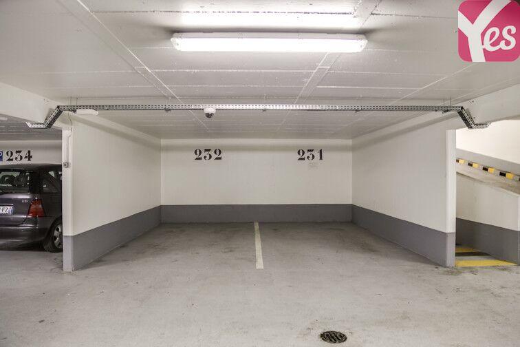 Parking Ernest Renan - Saint-Ouen avis