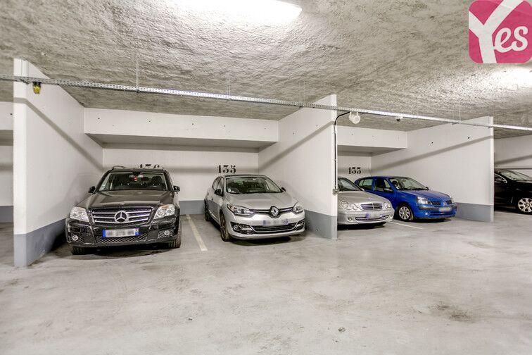 Parking Ernest Renan - Saint-Ouen à louer