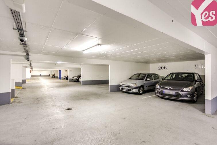Parking Ernest Renan - Saint-Ouen Saint-Ouen