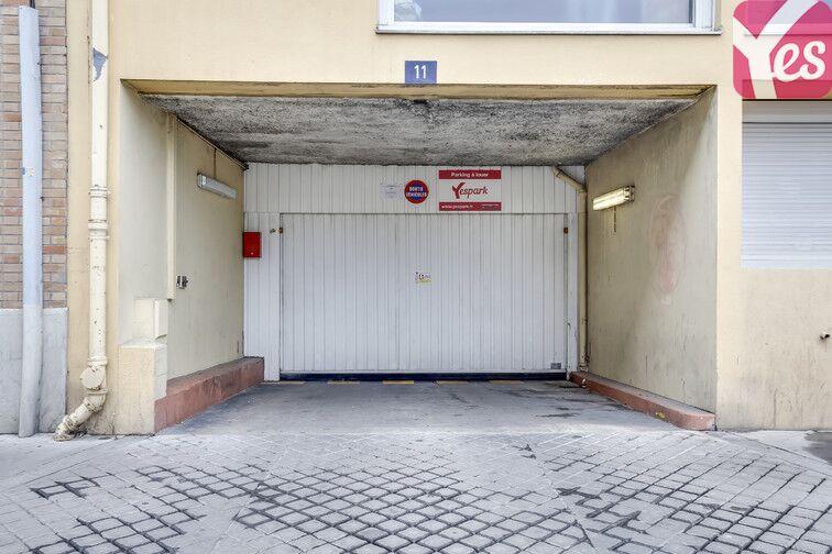 Parking Ernest Renan - Saint-Ouen souterrain