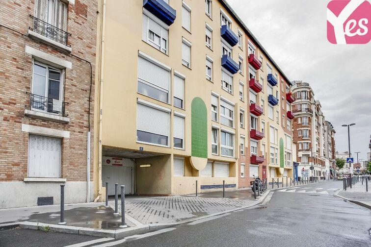 Parking Ernest Renan - Saint-Ouen sécurisé