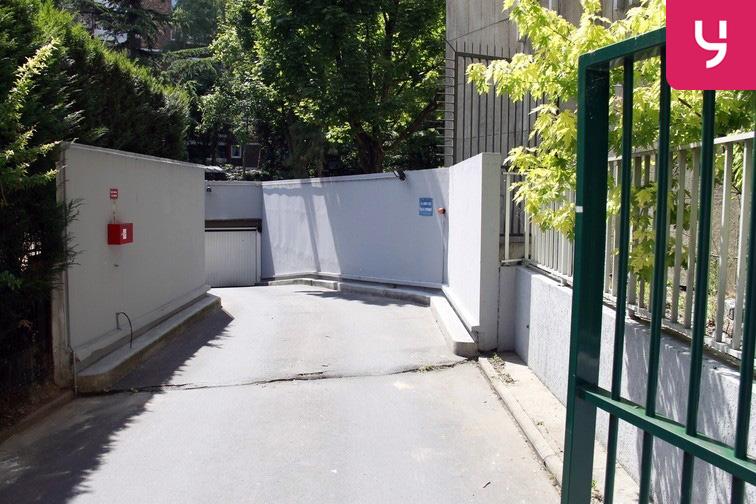 Parking Porte de Champerret à louer