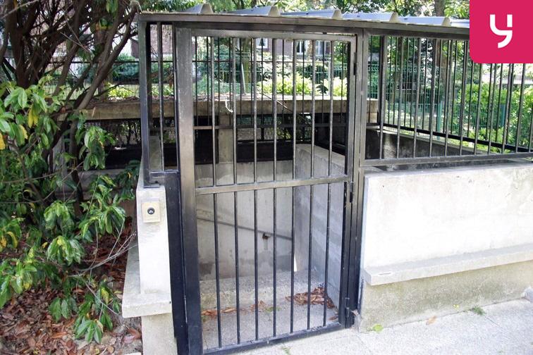 Parking Porte de Champerret location mensuelle