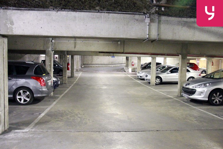 location parking Porte de Champerret
