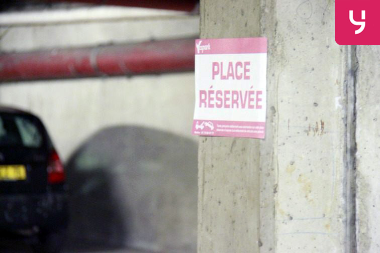 Parking Porte de Champerret box