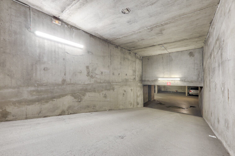 Parking Gare de Villeurbanne location