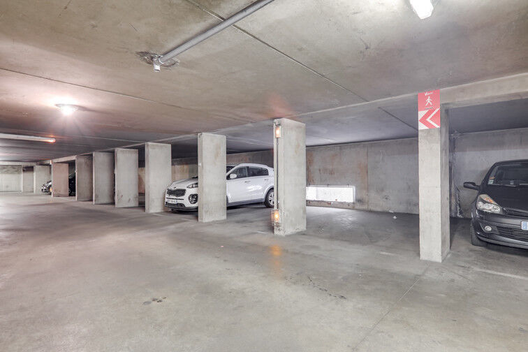 Parking Gare de Villeurbanne garage