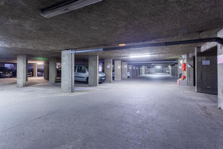 Parking Cimetière de la Guillotière Ancien - Lyon 7 location