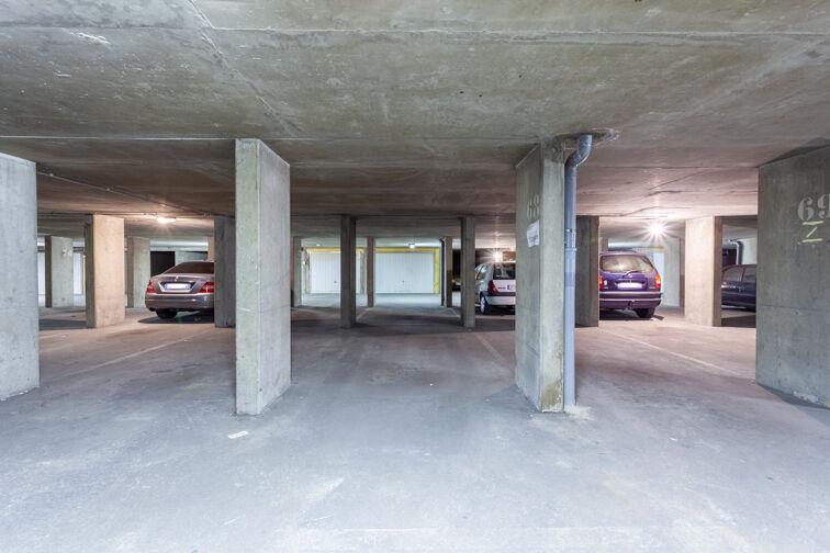 Parking Cimetière de la Guillotière Ancien - Lyon 7 11 rue Lamothe