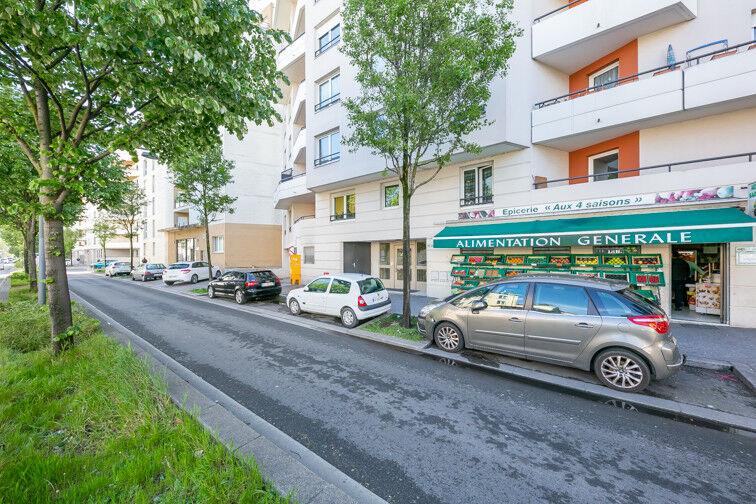 Parking Roger Salengro - Villeurbanne caméra