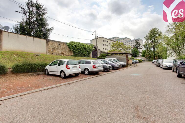 Parking Parc des Hautefeuilles - Tassin-la-Demi-Lune 69160
