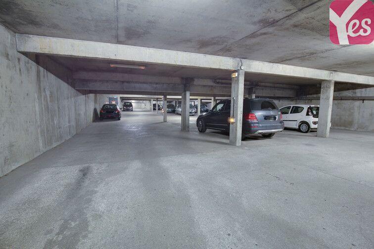 Parking République - Villeurbanne location mensuelle