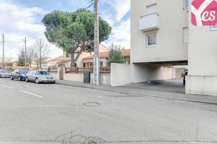 Parking Maurice Daniel - Saint-Sébastien-sur-Loire garage