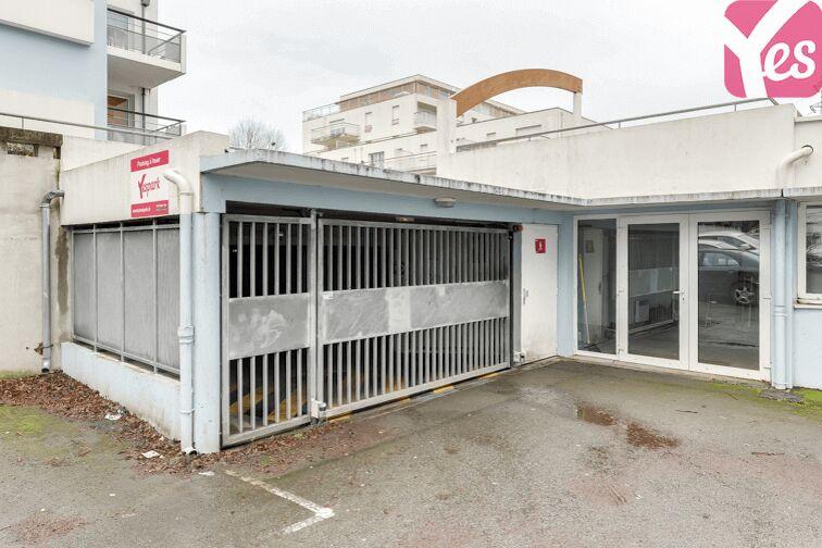 Parking Rue Eugénie Cotton - Nantes sécurisé