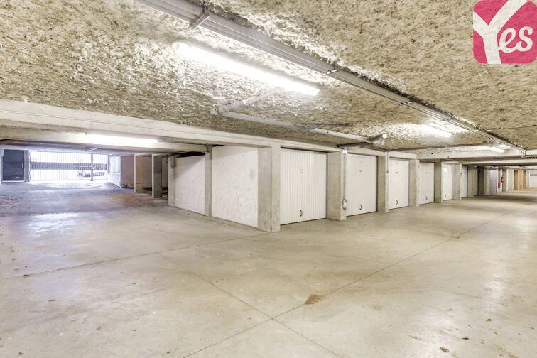 Parking Rue Eugénie Cotton - Nantes 44300