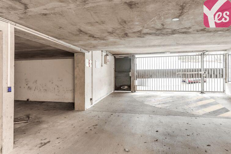 Parking Rue Eugénie Cotton - Nantes box