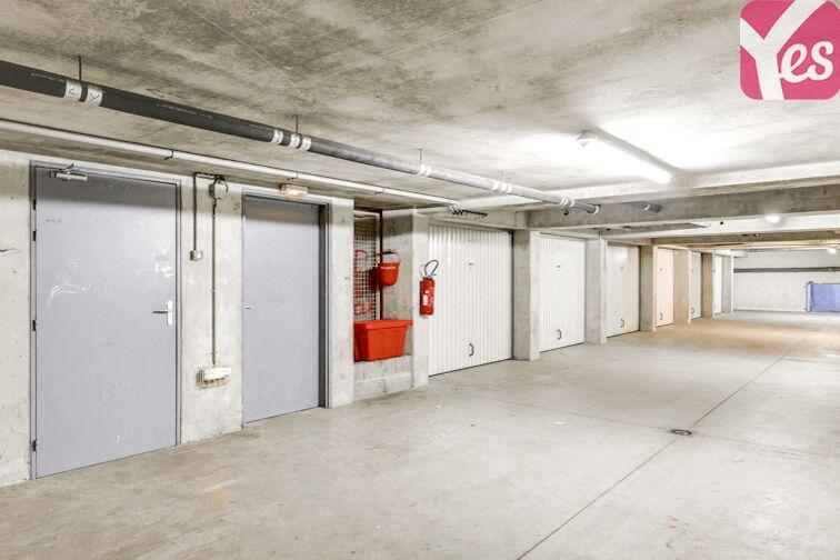 Parking Rue Eugénie Cotton - Nantes pas cher