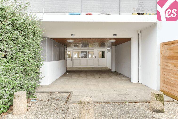 Parking Rue Eugénie Cotton - Nantes souterrain
