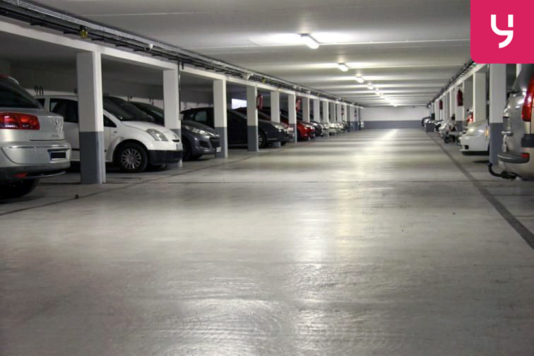 Parking Carrefour Pleyel 24/24 7/7