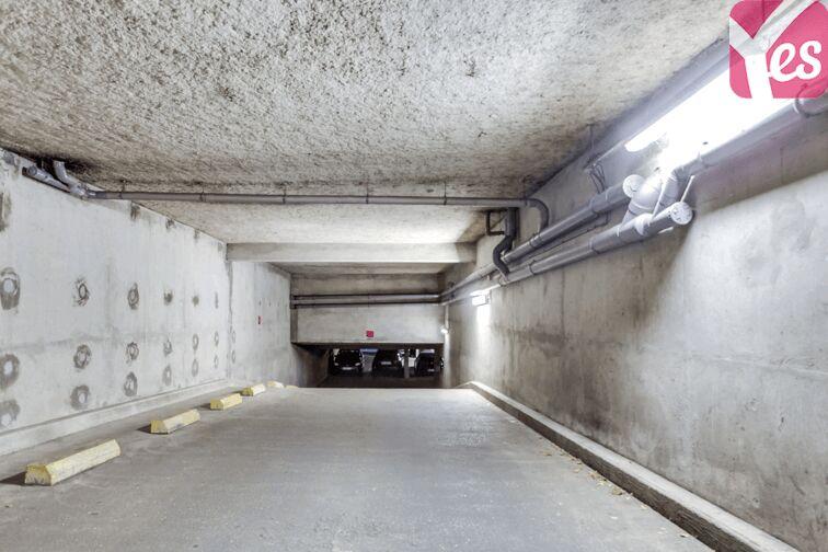 Parking Les Martinets - Le Fort - Le Kremlin-Bicêtre 24/24 7/7