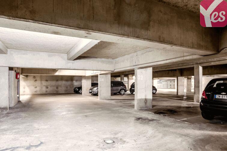 Parking Les Martinets - Le Fort - Le Kremlin-Bicêtre garage