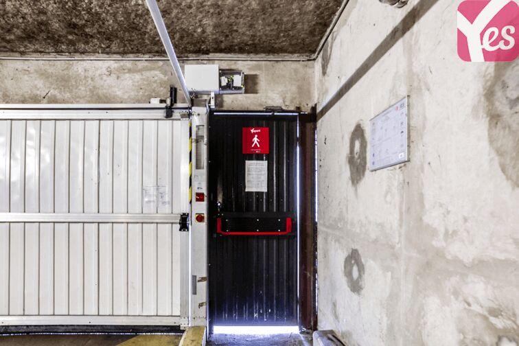 Parking Les Martinets - Le Fort - Le Kremlin-Bicêtre caméra