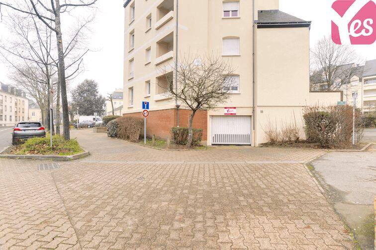 location parking Chêne Vert - Le Mans