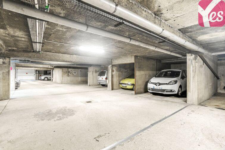 Parking Chêne Vert - Le Mans garage