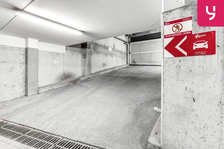 location parking Centre hospitalier de Beauvais