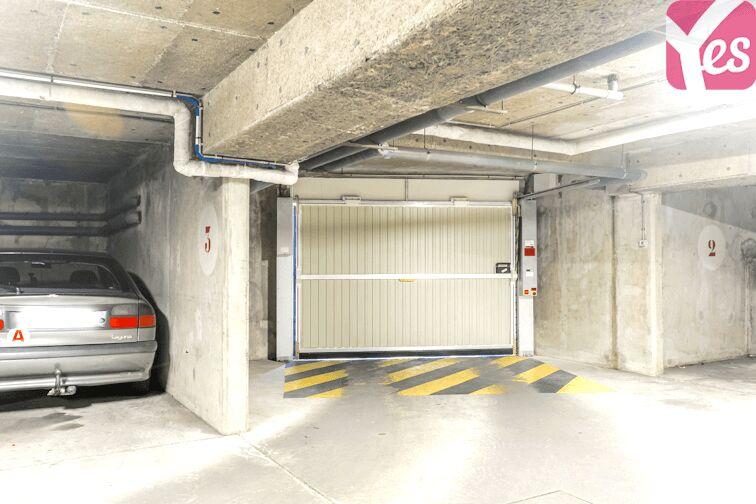 Parking Lafayette - Le Mans location