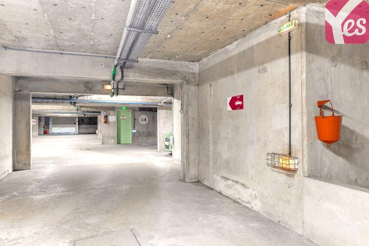 Parking Lafayette - Le Mans souterrain