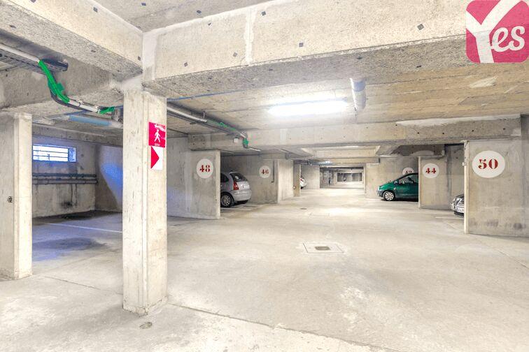 Parking Lafayette - Le Mans location mensuelle