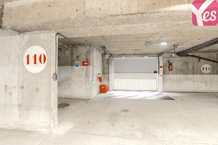Parking Lafayette - Le Mans sécurisé
