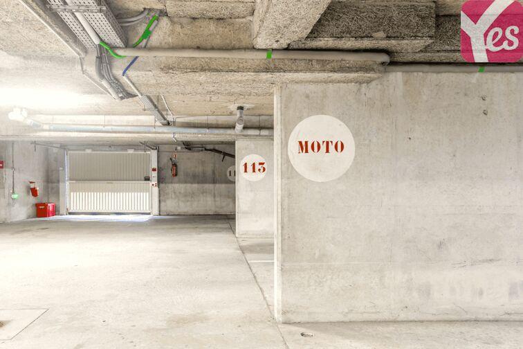 Parking Lafayette - Le Mans avis
