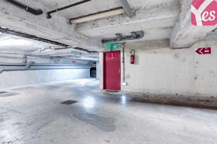 Parking Maréchal Juin - Carrières sur Seine 9 rue Marcel Aymé