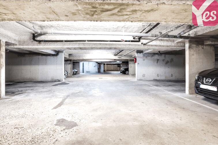 Parking Maréchal Juin - Carrières sur Seine gardien