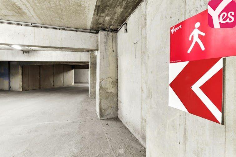 Parking Pont de Bois - Hôtel de Ville - Villeneuve-d'Ascq sécurisé