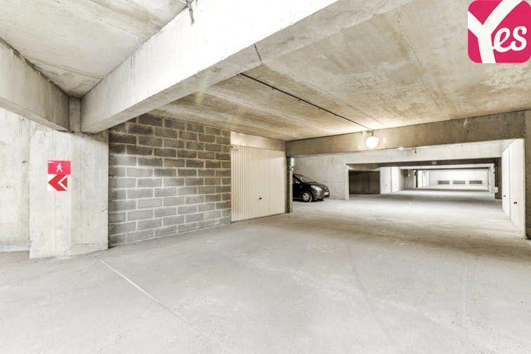 Parking Pont de Bois - Hôtel de Ville - Villeneuve-d'Ascq location mensuelle